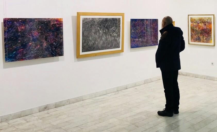 Photo of Izložba slika Ana Marije Dragojević u pirotskoj galeriji