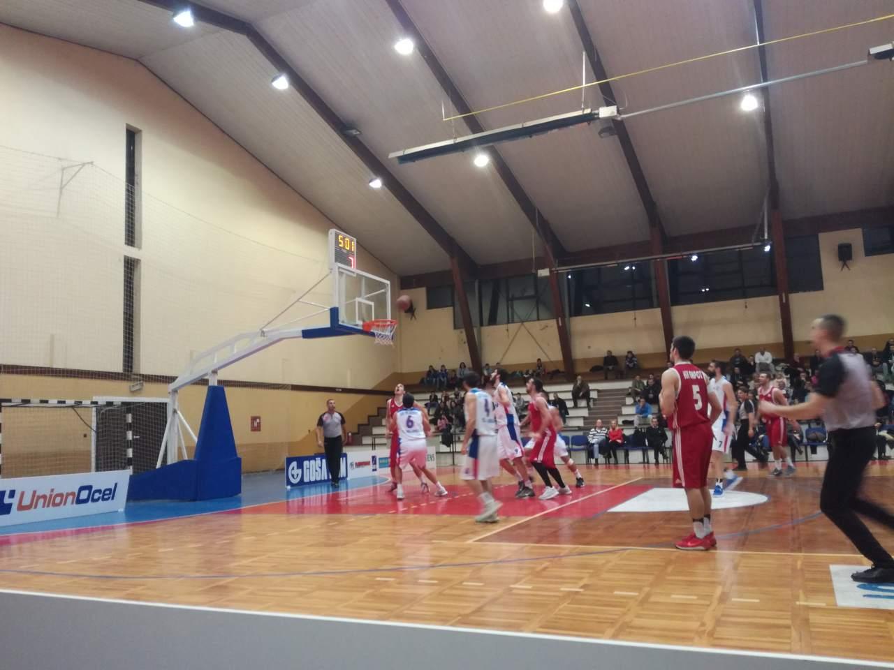 """Photo of Velika pobeda pirotskih košarkaša, """"stradala"""" favorizovana ekipa Mladosti"""