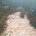 Nišava se izlila nizvodno od Crvene Reke, za sada bez većih šteta