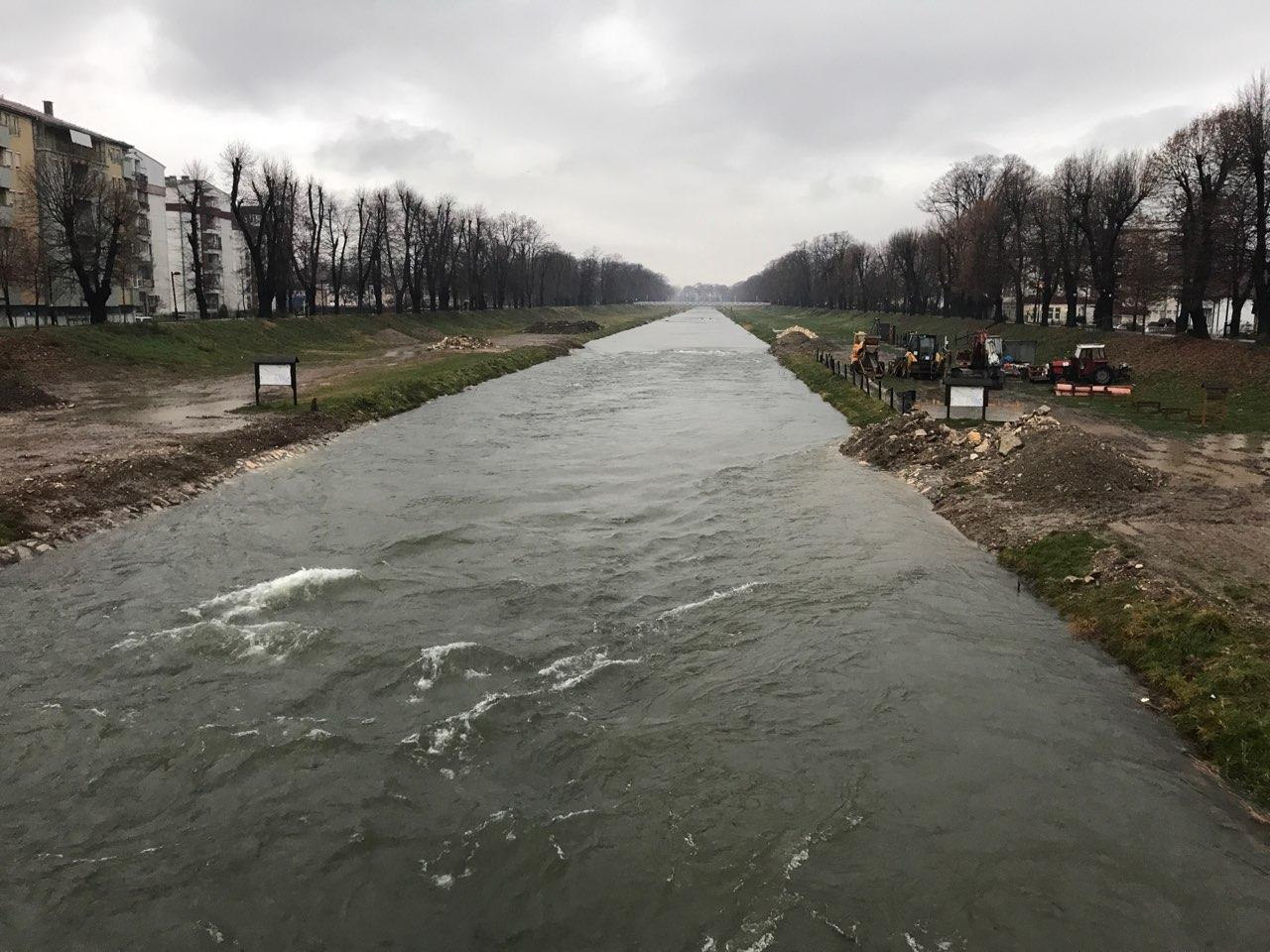 Photo of Upozorenja RHMZ za danas i 3. decembar – povećani vodostaji u planinskim rekama