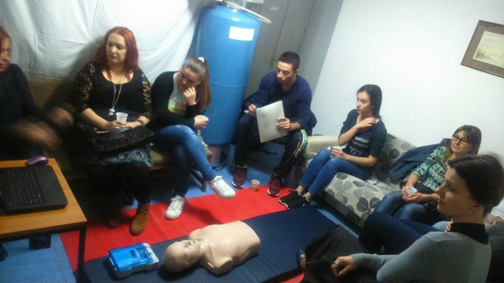 Photo of Učili o spašavanju života