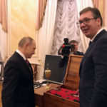 Putinu na poklon - pirotski ćilim