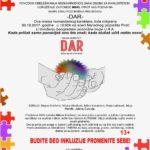 """Humanitarna predstava o deci sa autizmom """"Dar"""""""