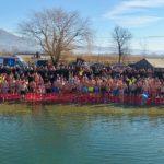 Mileni Tričković Časni krst - rekordan broj plivača na Bogojavljenje u Pirotu