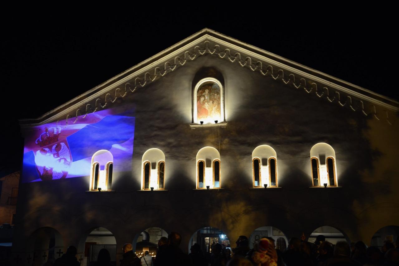 Photo of Jerej Miljan Panić: Mali Jerusalim večeras bio Mali Vitlejem