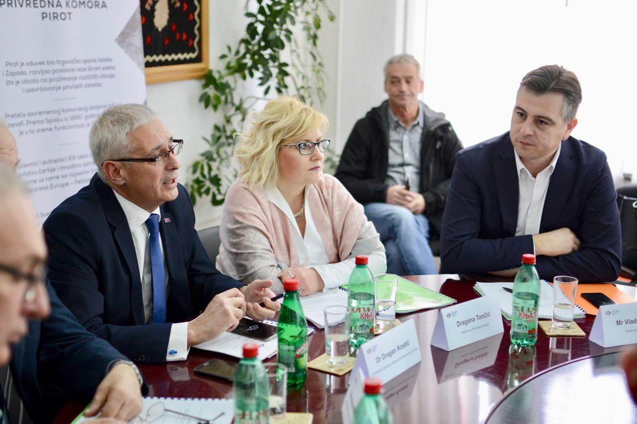 Photo of Uspešna poslovna godina privredne komore Pirot