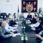 Vanredna sednica Štaba za vanredne situacije - Četiri potvrdjena slučaja morbila i tri verovatna