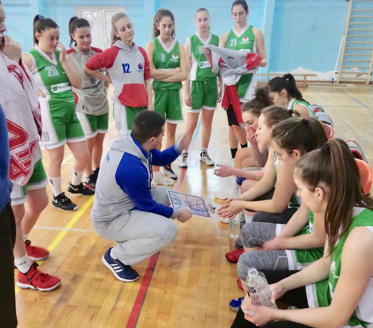 Photo of ŽKK Gimnazijalac: Sramno suđenje dovelo do poraza pirotskih košarkašica