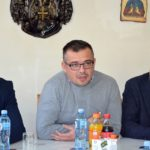 Ministar Nedimović obišao GO SNS u Pirotu
