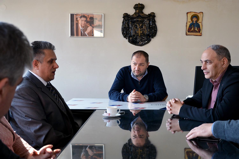 Photo of Sa Milijom Miletićem, iz Ujedinjene seljačke stranke, o poboljšanju poljoprivredne proizvodnje