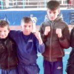 Mladi bokseri se spremaju za prvenstvo države