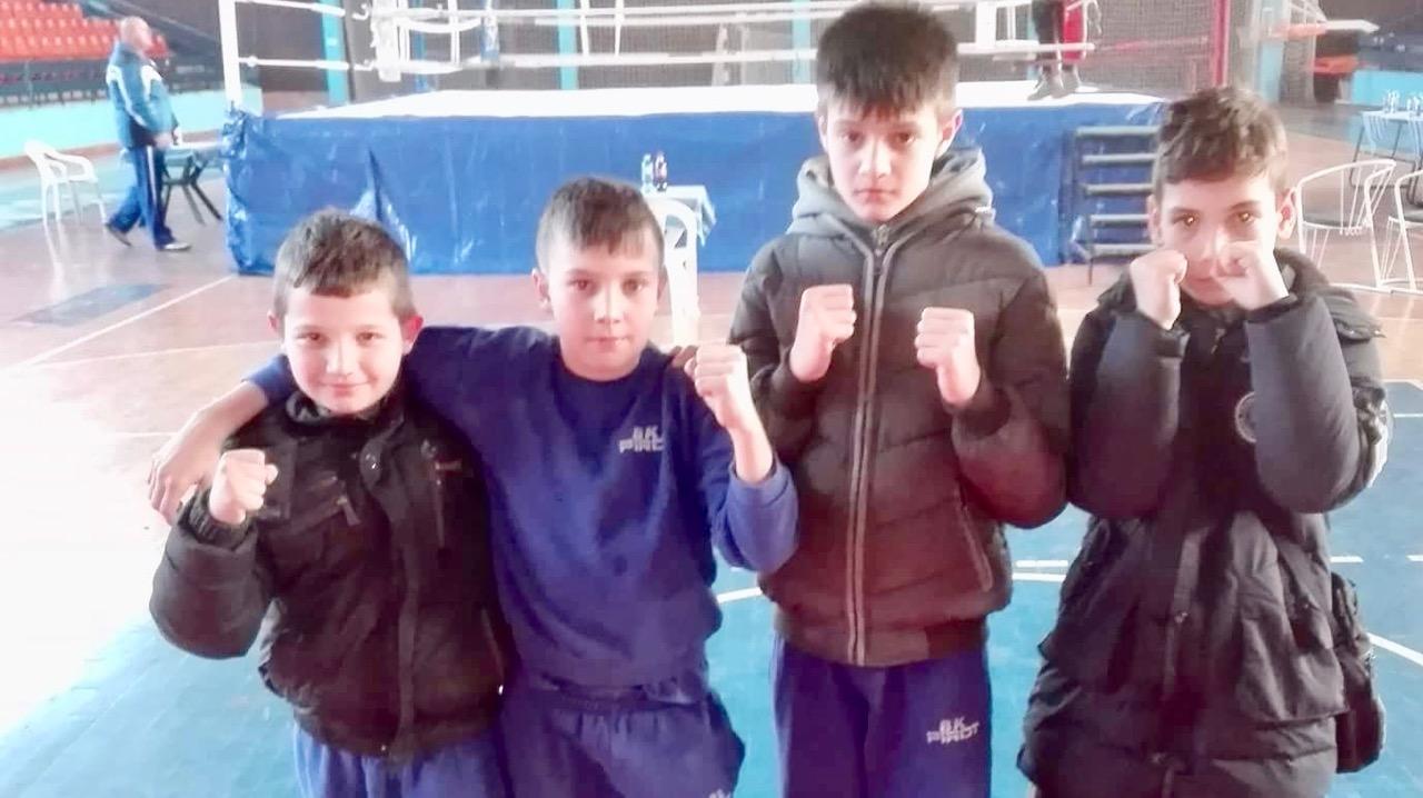 Photo of Mladi bokseri se spremaju za prvenstvo države