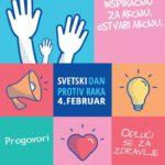 U Srbiji svake godine čitav grad oboli, a više od 20.000 ljudi umre od raka