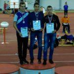 Atletičar Jovan Delčev postavio državni rekord u sportskom hodanju na tri kilometra
