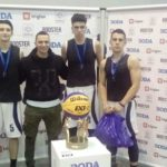 Mlade nade pirotske košarke srebrne na turniru u Kragujevcu