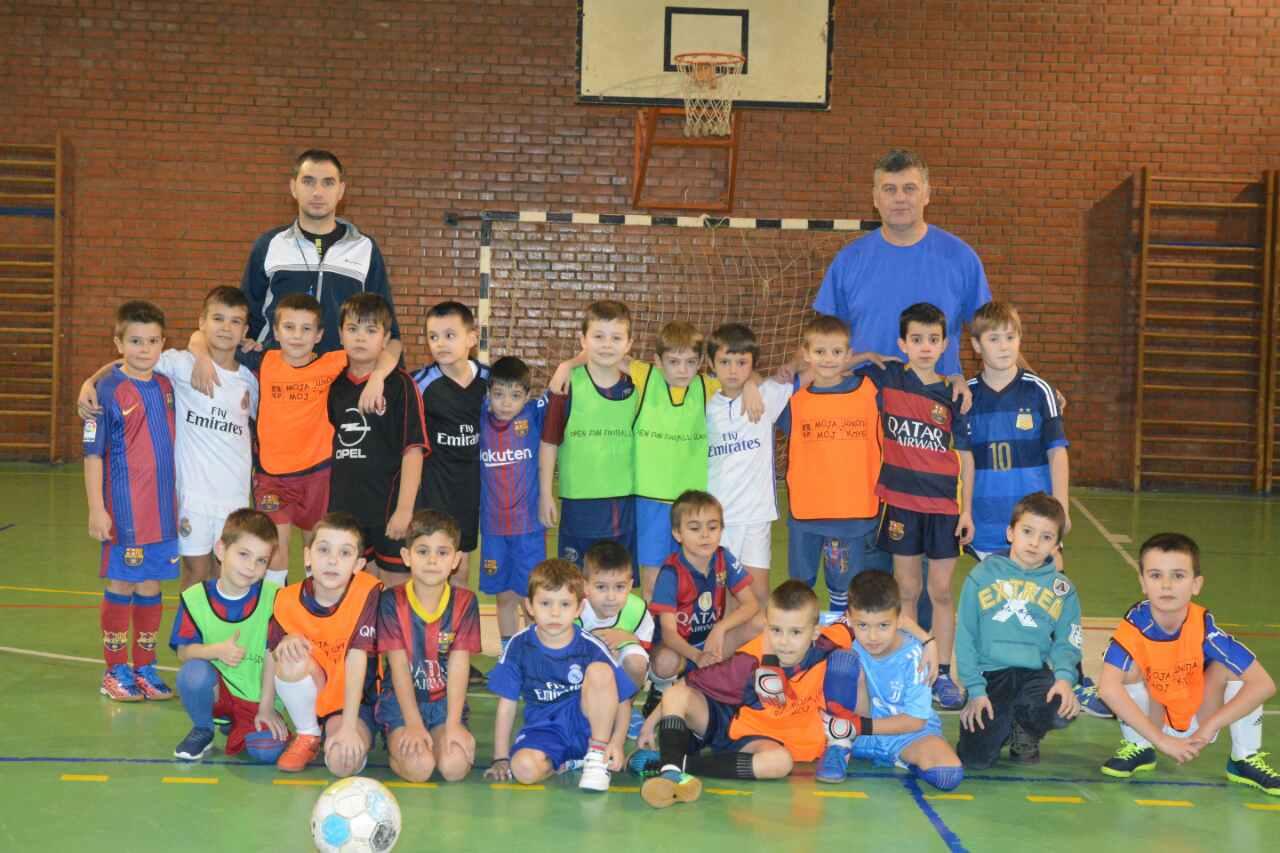 """Photo of Škola fudbala """"Gimnazijalac"""" – rasadnik talenata"""