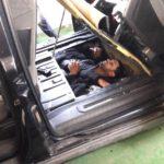 Migranti u podu automobila! Neverovatan slučaj pokušaja krijumčarenja na Gradini