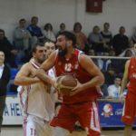 Košarkaši protiv Konstantina iz Niša
