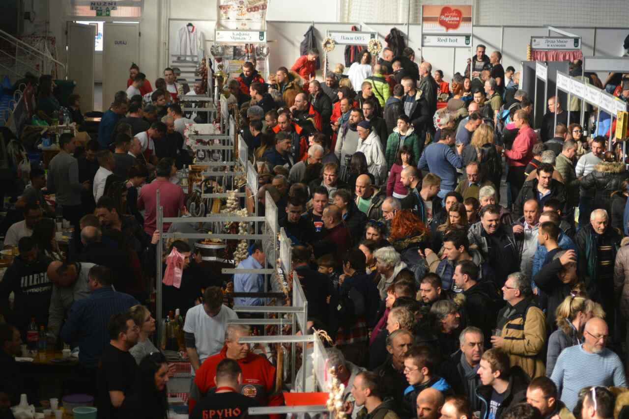 Photo of Sajam pirotske peglane odlično organizovan – domaće snage položile težak ispit