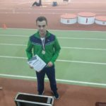 Fenomenalni Stefan Mijalković osvojio srebro na Prvenstvu države