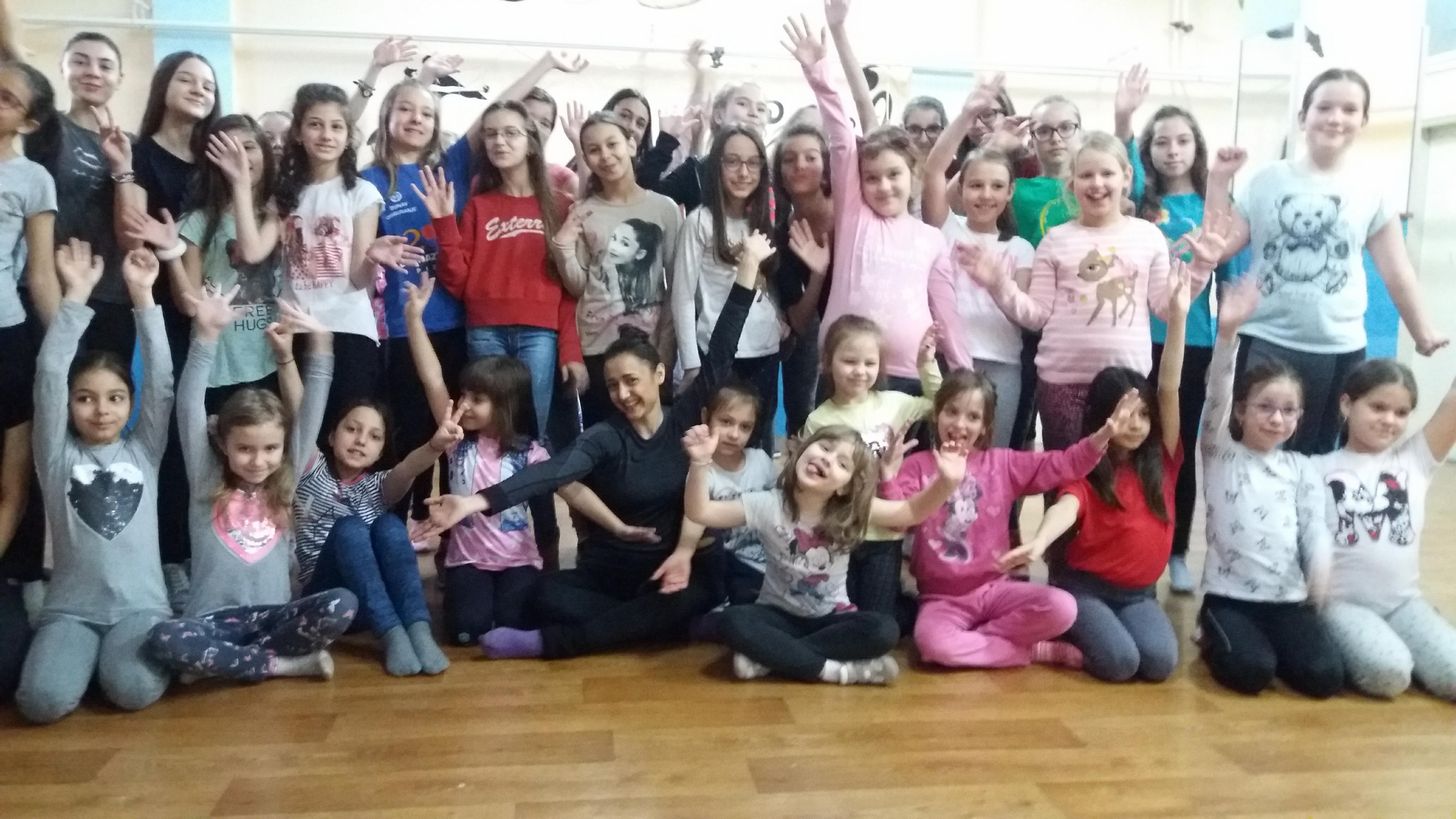 Photo of Božićna škola sporta: Ples je ponovo u modi