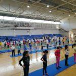 Božićna škola sportske gimnastike i ove godine veoma masovna