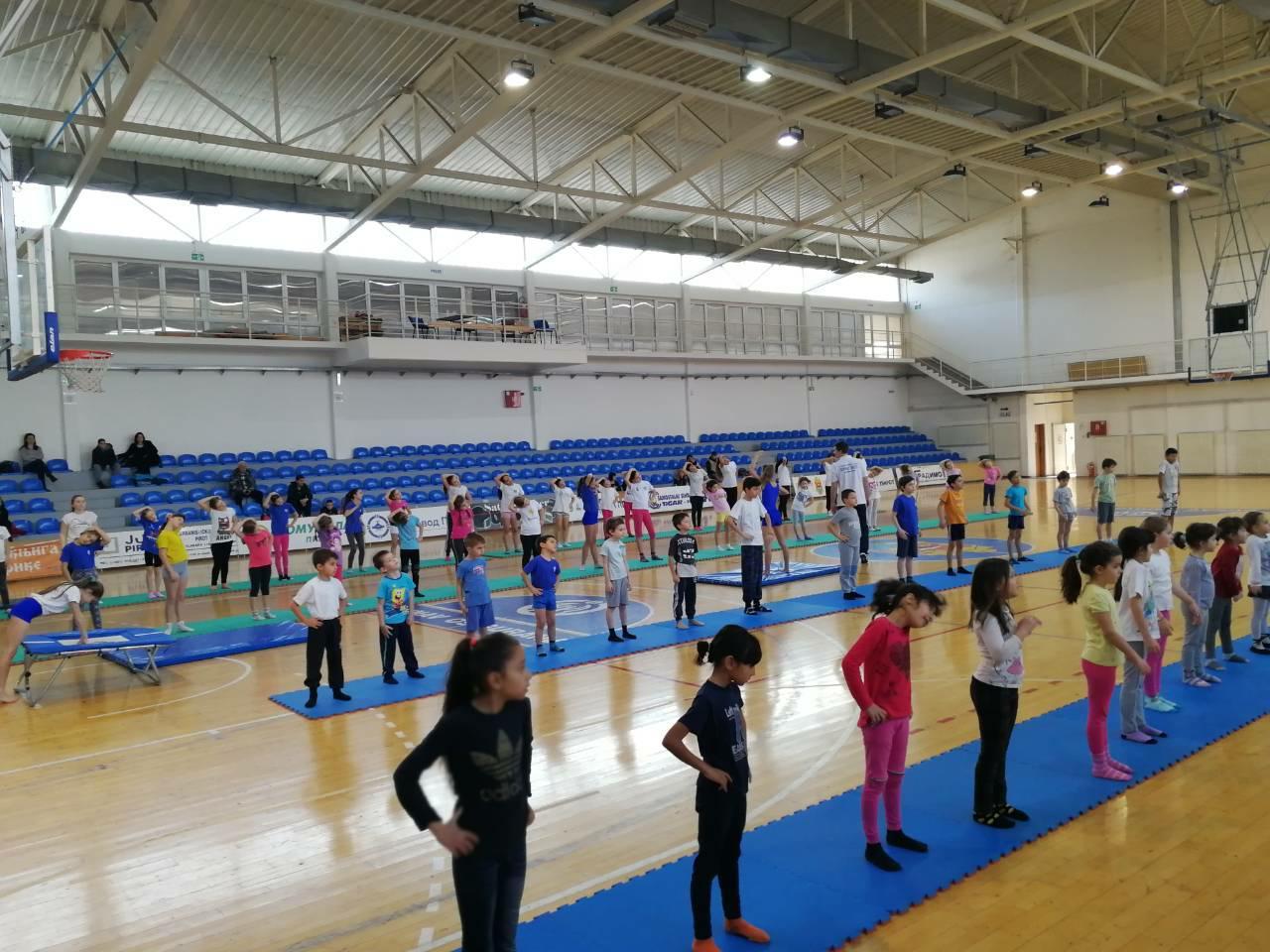 Photo of Božićna škola sportske gimnastike i ove godine veoma masovna