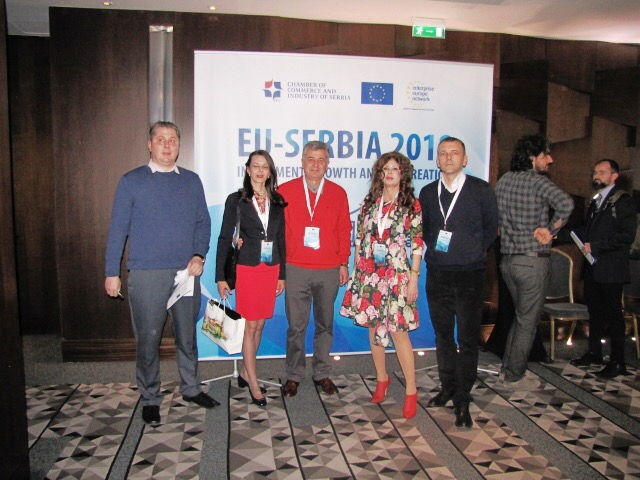 Photo of Biznis konferencija EU-Srbija održana u Beogradu