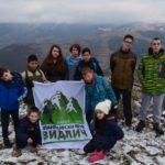 Mali planinari u okviru Božićne škole sporta osvojili svoj prvi vrh - Kozji kamik