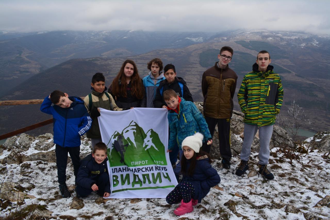 Photo of Mali planinari u okviru Božićne škole sporta osvojili svoj prvi vrh – Kozji kamik