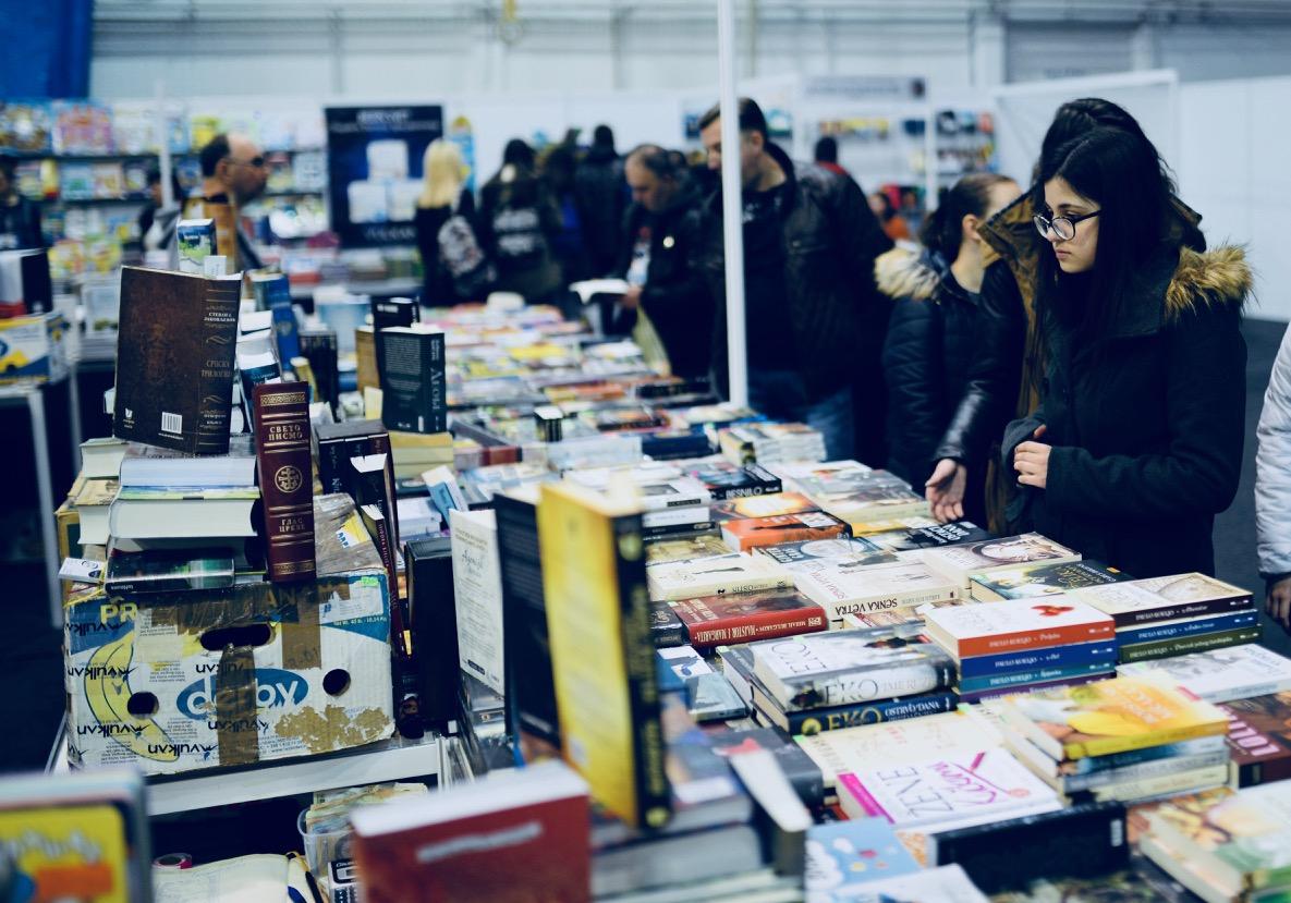 Photo of Počela svetkovina knjige, više od 250 radova stiglo na konkurs za kratku priču