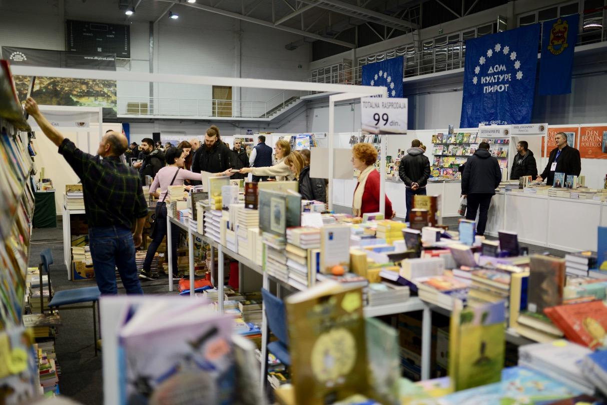 Photo of Danas besplatan ulaz na Salon knjiga za sve dame