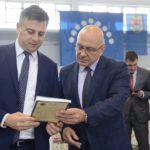 Gradonačelnik Vasić: Značajna poseta ministra Vukosavljevića