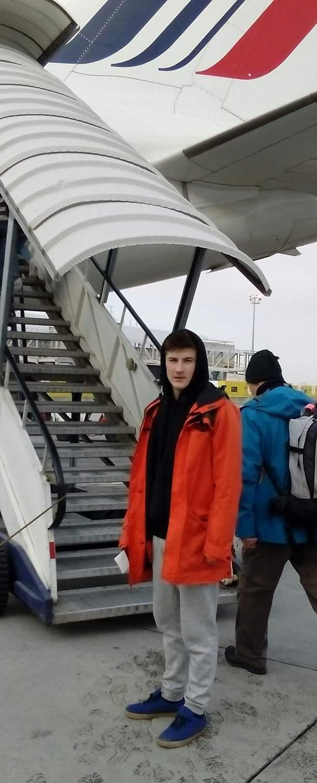 Photo of Todor Jović na Školskim zimskim igrama u Grenoblu
