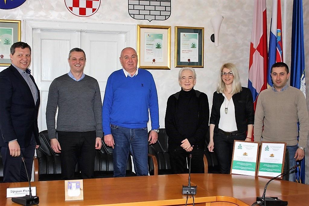 Photo of Dragocena iskustva iz Hrvatske, posetili Čakovec, Varaždin i postrojenje za daljinsko praćenje kvaliteta podzemnih voda