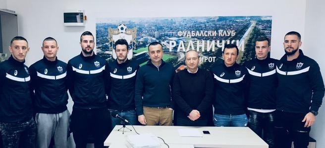 Photo of Radnički predstavio tim za nastavak sezone, počinju i pripremni mečevi