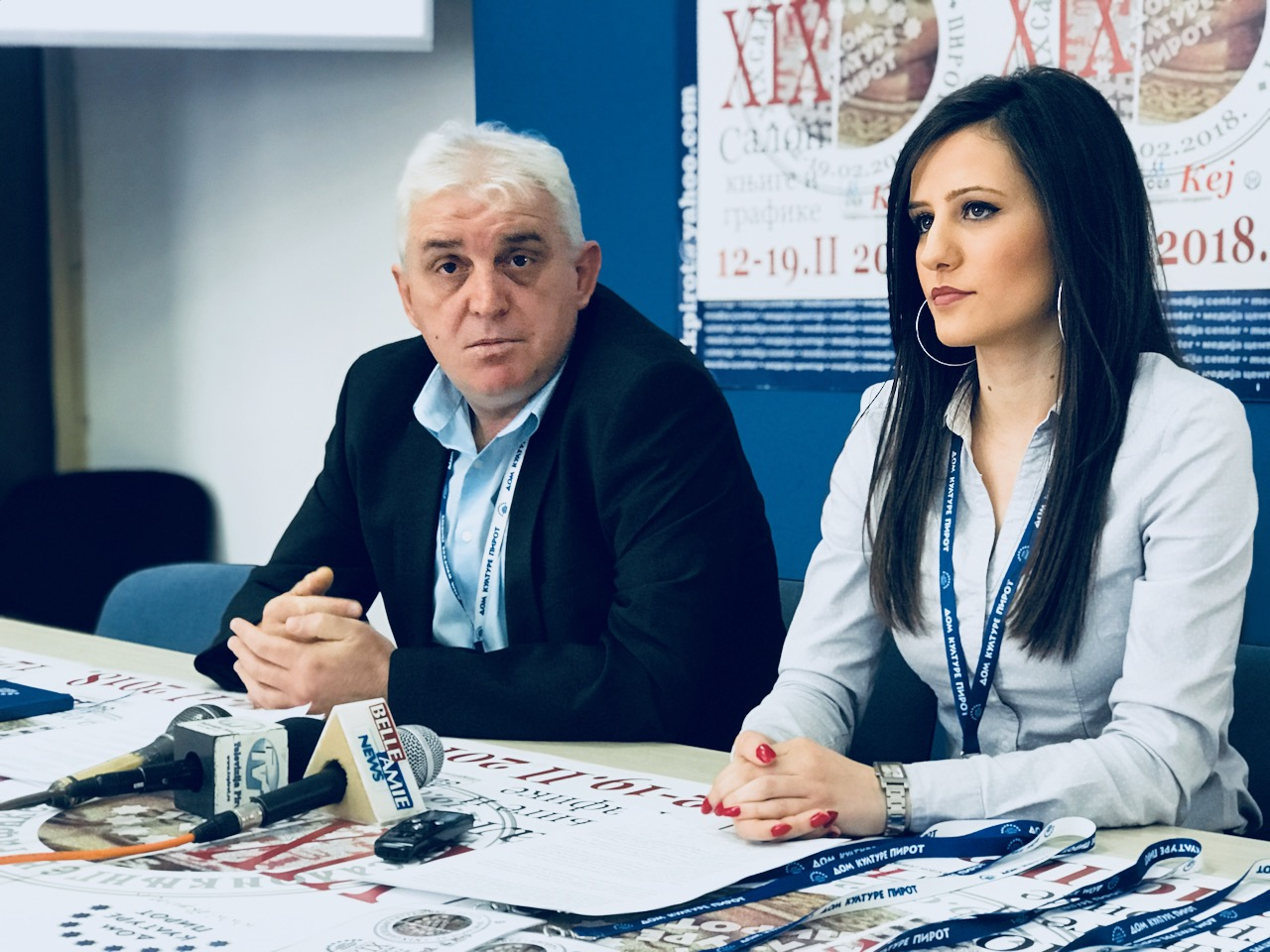 Photo of Salon knjige i grafike otvara ministar kulture Vladan Vukosavljević
