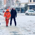 Štab za vanredne situacije Grada Pirota: I pored velikih padavina snega, stanje redovno
