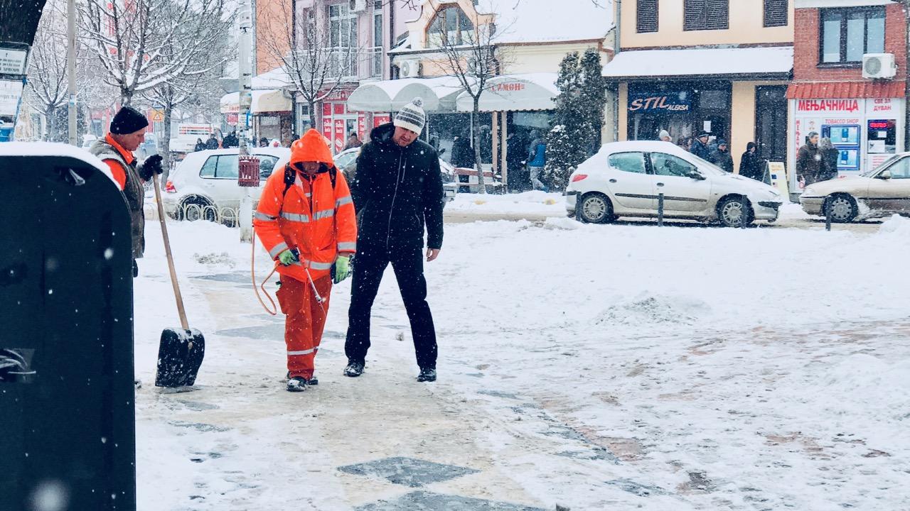Photo of Štab za vanredne situacije Grada Pirota: I pored velikih padavina snega, stanje redovno