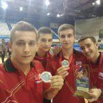 Aleksa Gacev na Evropskom prvenstvu u Belorusiji