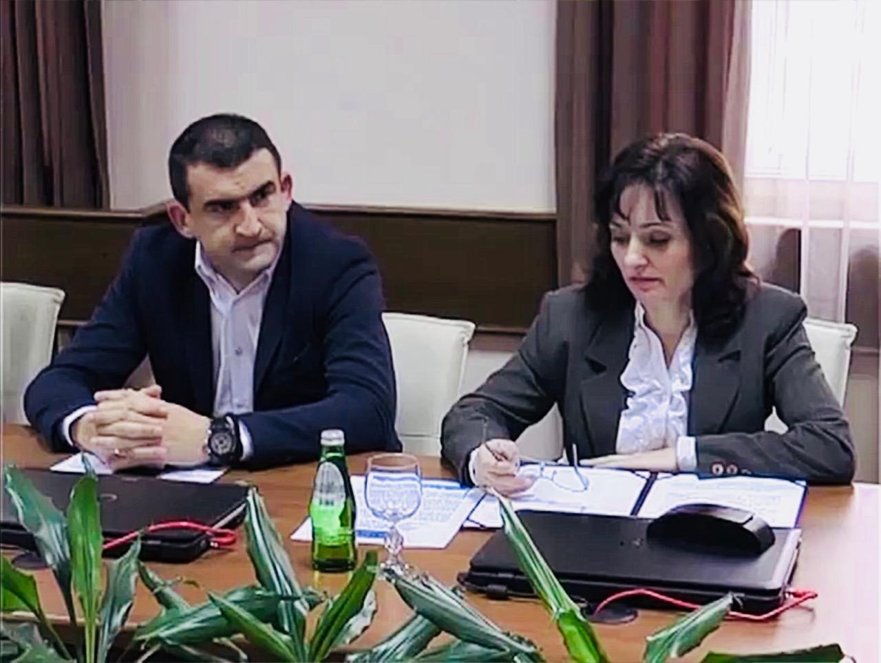 Photo of Bratislav Ćirić na sastanku Skupštine mreže CIVINET u Kruševcu