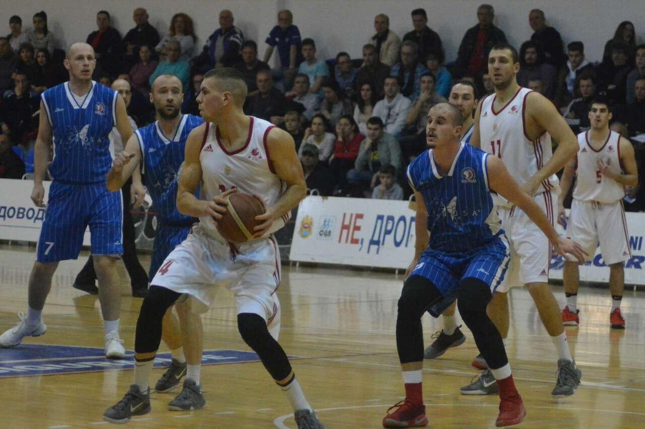 Photo of Košarkaši ostvarili važnu pobedu protiv Konstantina na gostovanju u Nišu