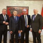 Sa premijerom Crne Gore o Slobodnoj zoni Pirot