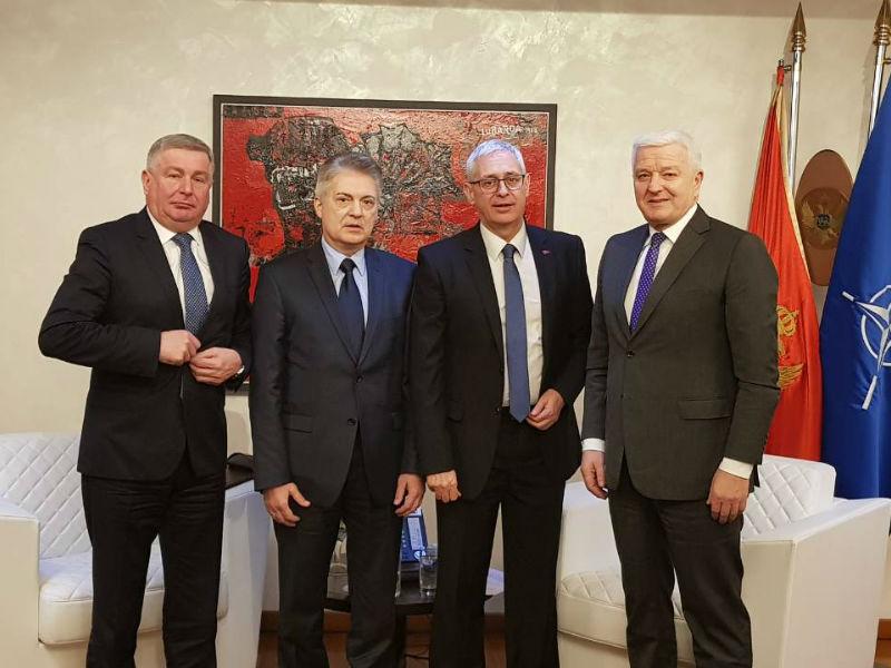 Photo of Sa premijerom Crne Gore o Slobodnoj zoni Pirot