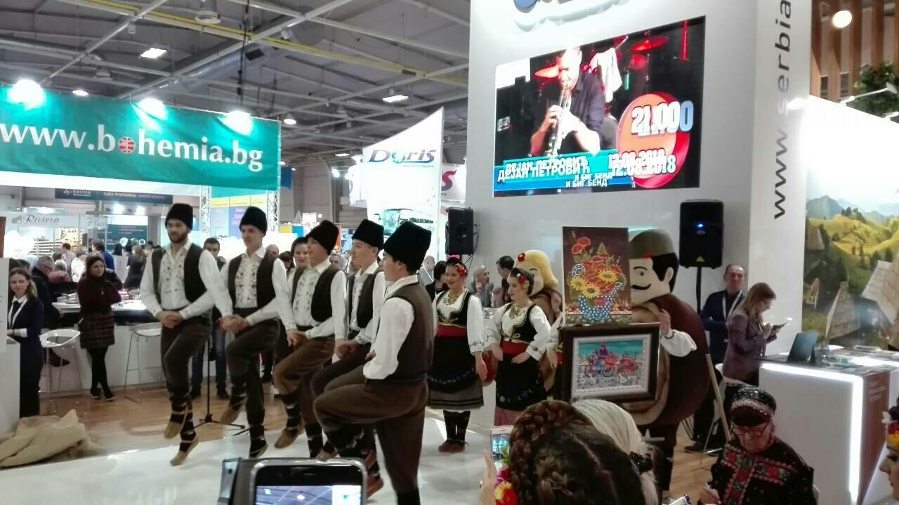Photo of Ministarka turizma Bugarske obišla štand Pirota i Srbije na Sajmu turizma u Sofiji