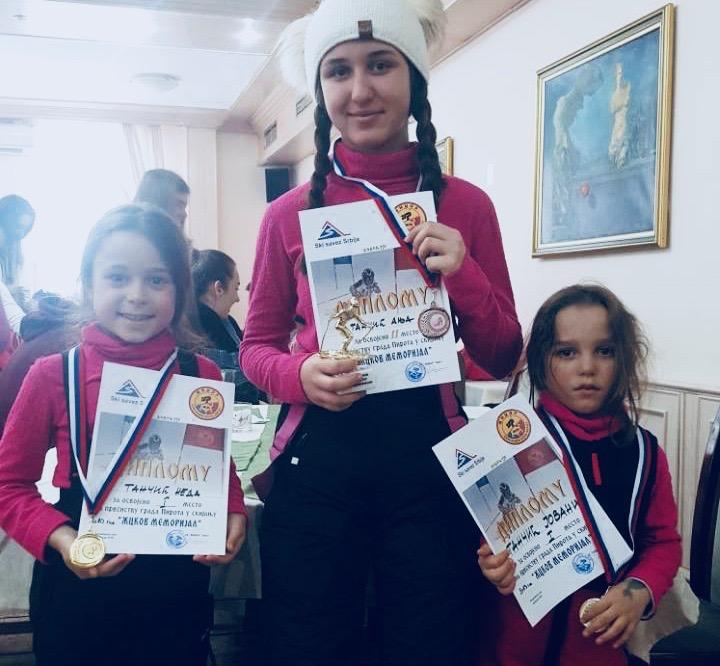 Photo of Sestre Tančić kao čuvene sestre Loset, dva zlata i srebro za Anju, Nedu i Jovanu