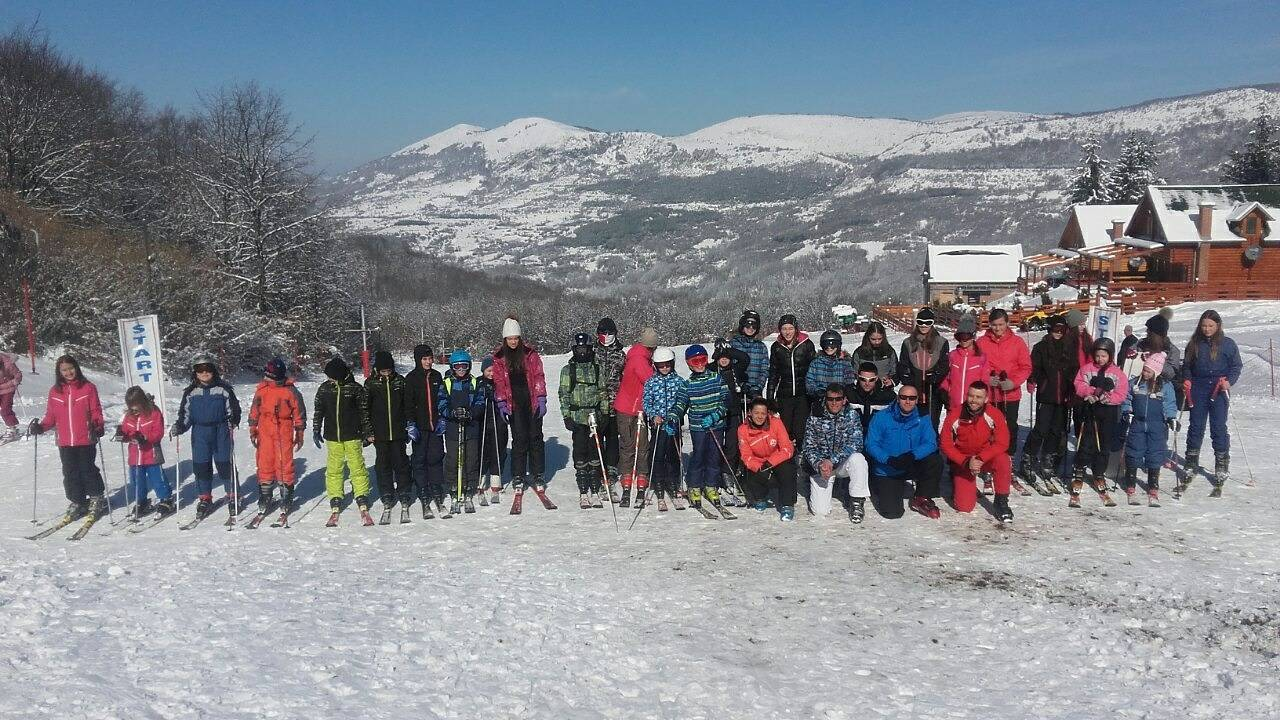 Photo of Zbog velikog interesovanja Božićna škola skijanja nastavila sa radom