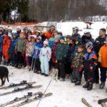 Ogromno interesovanje za Školu skijanja Božićne škole sporta