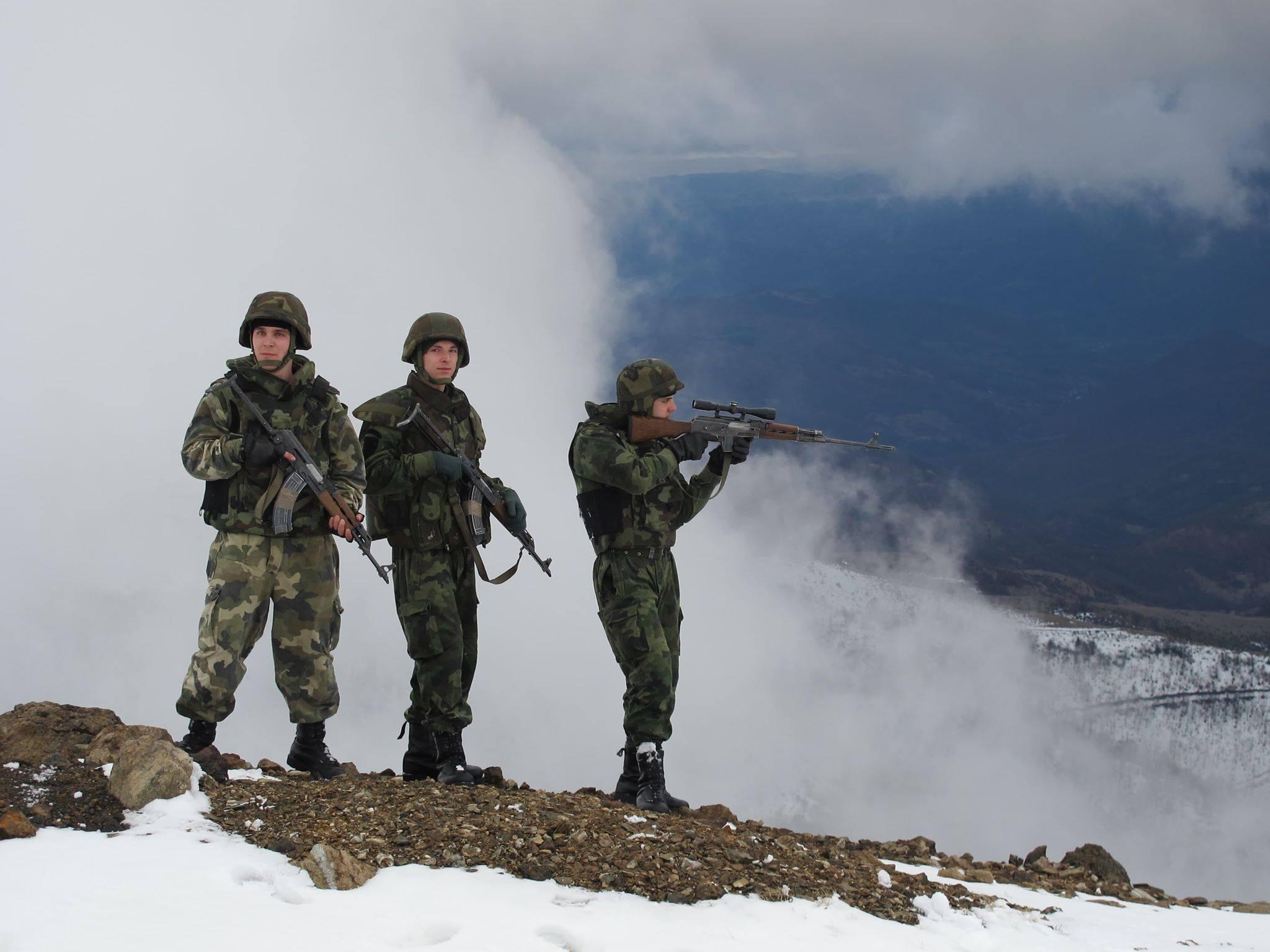 """Photo of Na Staroj planini snima se dokumentarac o Košarama i igrani film """"Čarape Kralja Petra"""""""