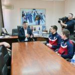 Prijem za najbolje u Srbiji - Karate klub Proleter - prava fabrika šampiona